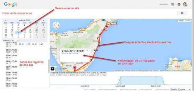Historial-de-ubicaciones-de-Google