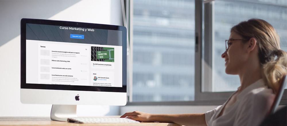 Curso página web para Aparejador o Arquitecto Técnico