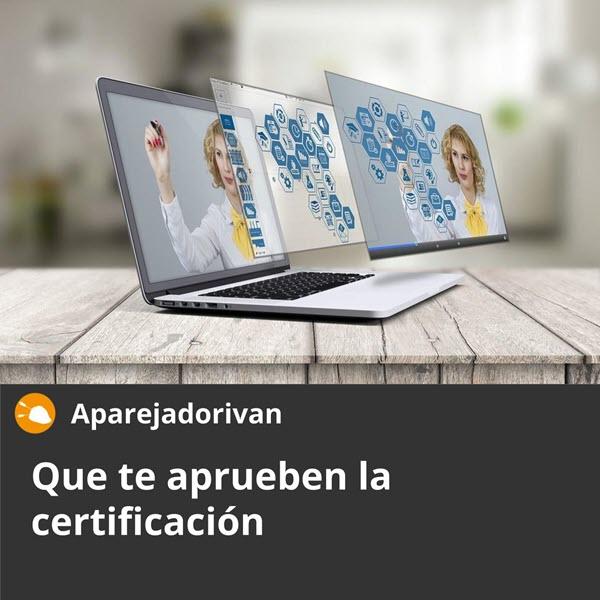 que te aprueben la certificacion