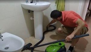 Cómo sacar la ropa de la lavadora (salida horizontal, ojo)